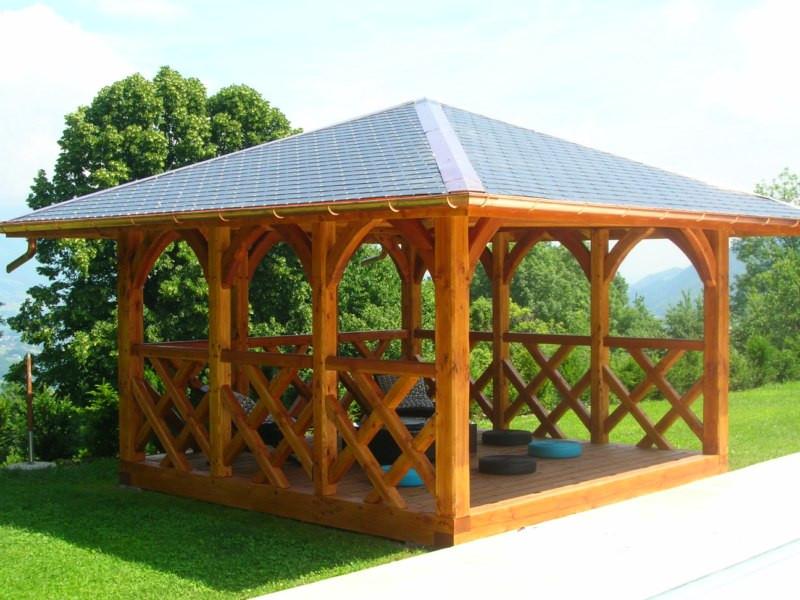 Abris de jardins et terrasses bois